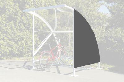 Seitenwand für Überdachungssystem Modell Bamberg