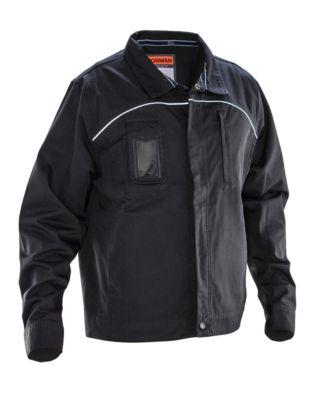 Service Jacke schwarz XS