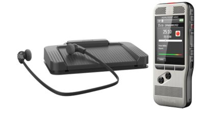 Set Dictation und Transcription PHILIPS DPM 6700