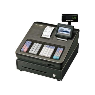 Sharp Elektronische Registrierkasse XE-A177BK, GoBD/GDPdU-konform