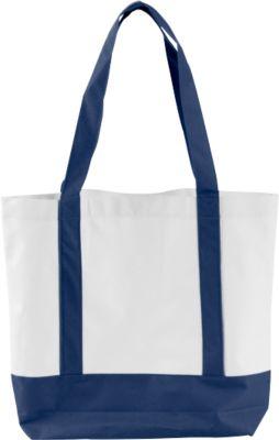 Shopper Porto, blau