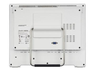 Shuttle POS X506 - All-in-One (Komplettlösung) - Celeron 3865U 1.8 GHz - 4 GB - 60 GB - LED 39.6 cm (15.6