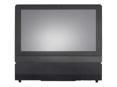 Shuttle XPC POS P200 - All-in-One (Komplettlösung) - Celeron 3865U 1.8 GHz - 4 GB - 120 GB - LED 29.5 cm (11.6