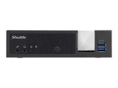 Shuttle XPC slim DX3000XA - Slim-PC - Celeron J3355 2 GHz - 4 GB - 128 GB