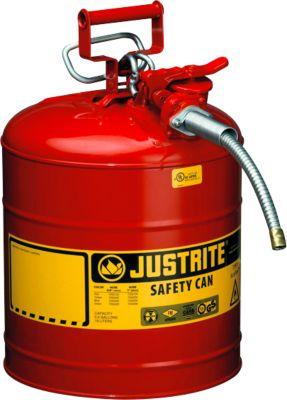 Sicherheitsbehälter Typ II aus Stahlblech, 19,0 l