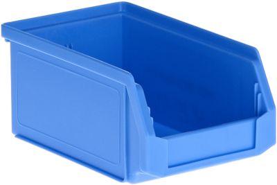 Sichtlagerkasten LF 211, Kunststoff, 0,9 l, blau