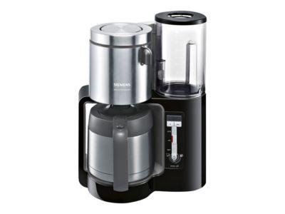 Siemens TC86503 - Kaffeemaschine - Schwarz/Anthrazit
