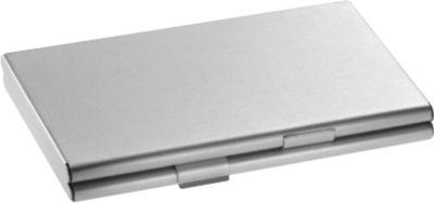 sigel® etui voor visitekaartjes Twin 91 x 58 mm, 2 x 15 visitkaartjes, stuk