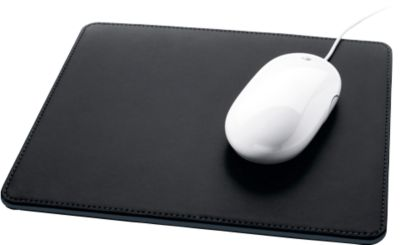 Sigel Mousepad Eye Style, Lederimitat, B 200 x L 250 mm