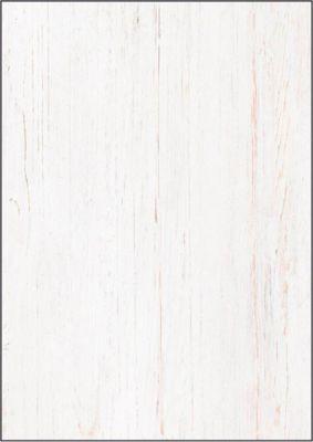 Sigel Struktur-Papier Holz, DIN A4, 90 g Feinpapier, 100 Blatt