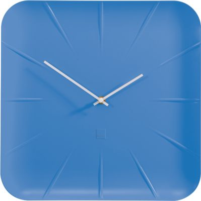 Sigel  wandklok artetempus Ø 35 cm, blauw