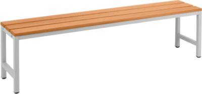 Sitzbank für Umkleideräume 1500 mm