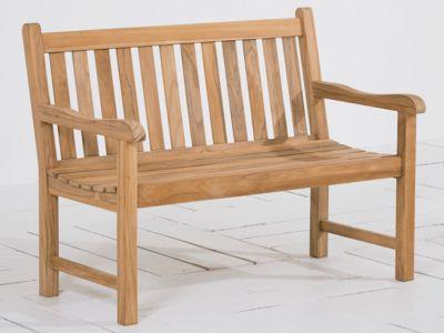 Sitzbank Moretti, B 150 x T 60 x H 82 cm