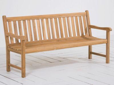Sitzbank Moretti, B 180 x T 60 x H 82 cm