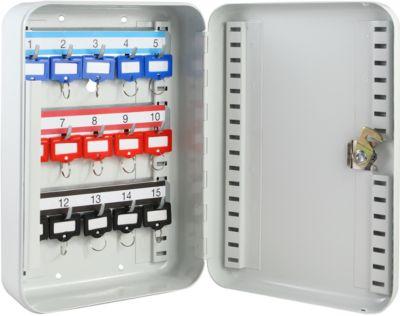 Sleutelcassette voor 15 sleutels