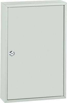 sleutelkast voor 64 sleutels lichtgrijs/bauw