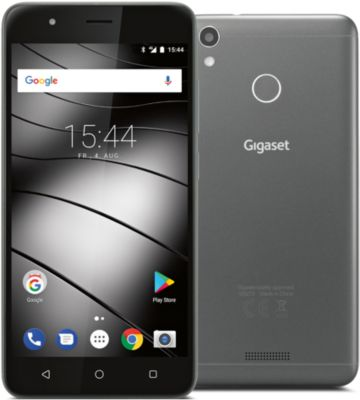 "Smartphone Gigaset GS270 plus, 32 GB, Android 7.0, 13,3 cm/5,2"" Touch Display, grau"
