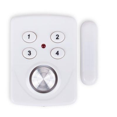 Smartwares Tür- und Fensterkontakt SC33, mit Alarmfunktion, mit Pin Code