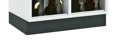 Sockel, schwarz, 830 mm breit