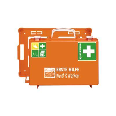 Soehngen Erste-Hilfe-Koffer Kunst & Werken, ABS-Kunststoff, f. handwerkliche Bereiche