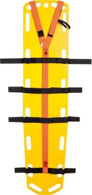 SÖHNGEN harnassysteem voor rugleuning, verstelbare klittenbandsluitingen voor lichaamsbevestiging