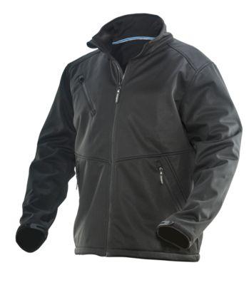 Softshell Jacke schwarz 3XL