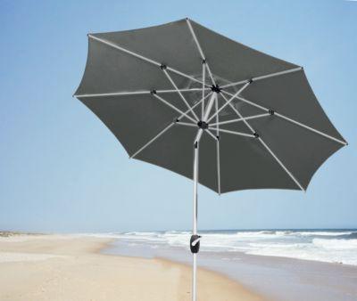 Sonnenschirm Kreta, anthrazit