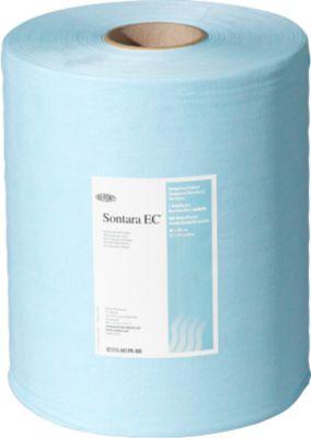 Sontara® EC Krepp Wischtücher, türkis, 400 Blatt/Rolle