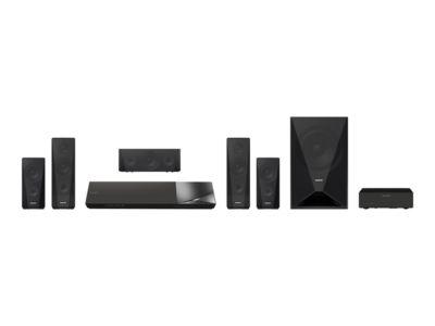 Sony BDV-N5200W - Heimkinosystem - 5.1-Kanal