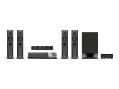 Sony BDV-N7200W - Heimkinosystem - 5.1-Kanal