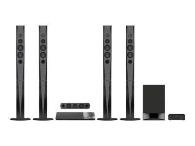 Sony BDV-N9200W - Heimkinosystem - 5.1-Kanal