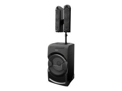 Sony MHC-GT4D - Audiosystem