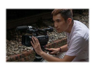 Sony NXCAM HXR-NX200 - Camcorder - Speicher: Flash-Karte