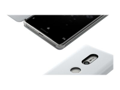 Sony Style Cover Stand SCSH70 - Flip-Hülle für Mobiltelefon