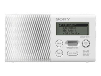 Sony XDR-P1DBP - tragbares DAB-Radio