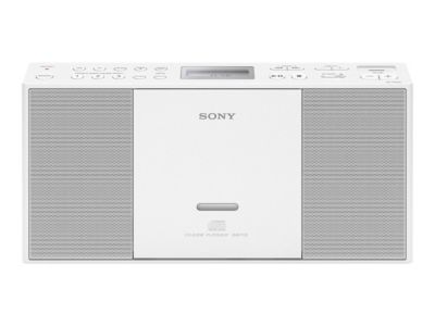 Sony ZS-PE60 - Ghettoblaster - CD