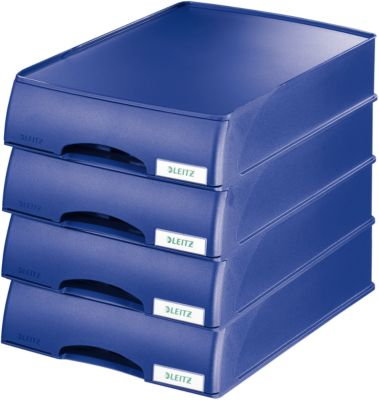 Sorteer-ladebakje LEITZ® Plus, blauw