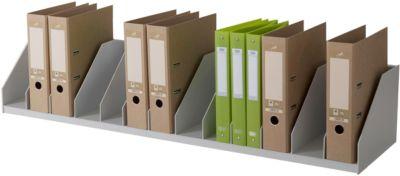 Sortierstation, DIN A4, Polystyrol, für Schränke, 13 Fächer, B 1115 x T 290 x H 210 mm