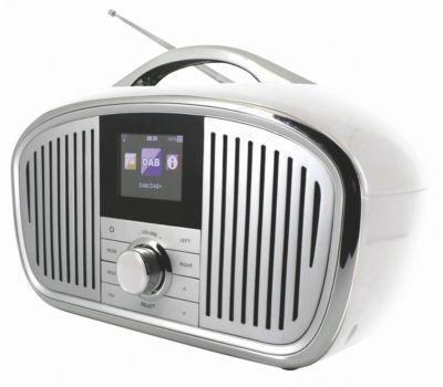 Soundmaster Internetradio IR4000WE, DAB+Radio, UKW-Radio, WiFi