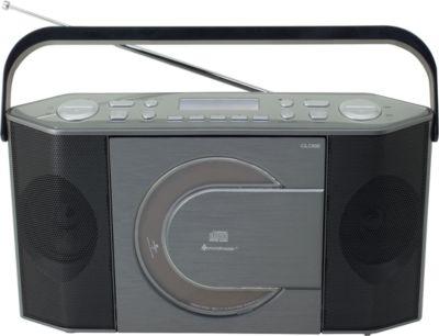 Soundmaster Kofferradio RCD1770AN, DAB+ Digitalradio, UKW, CD