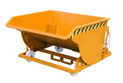 Spänebehälter SKM 75, orange (RAL 2000)