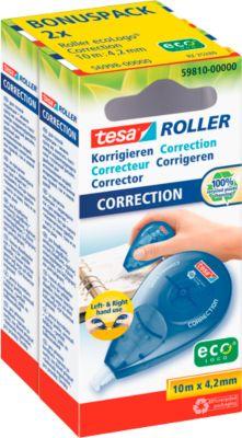 Sparpack 2 x Korrektur-Roller tesa® Sideway