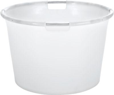 Speciale container, met aluminium frame, rond, 80 l, 80 l.