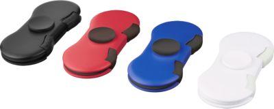 Spin-IT-Widget mit 3-in-1 Ladekabel, weiß