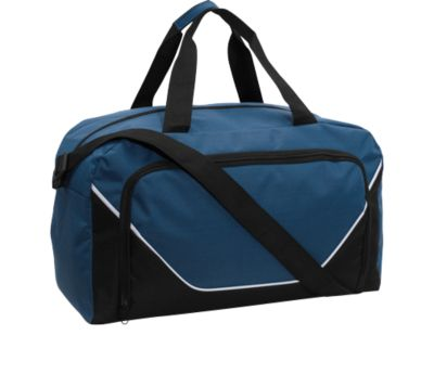 Sporttasche Jordan, schwarz/blau