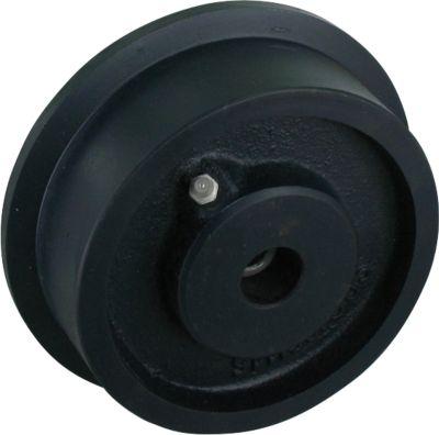 Spurkranzrad mit Gleitlager, Rad-ø 50 mm