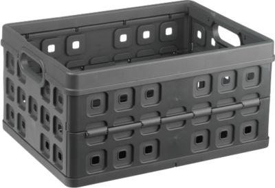 Square Klappbox 32L anthrazit