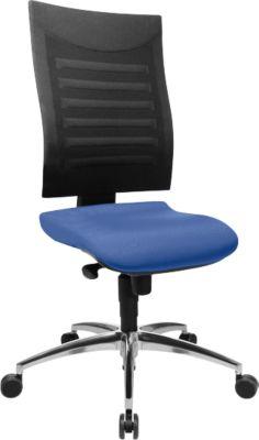 Bureaustoel Blauw Zwart.Bureaustoelen Directiestoelen Kopen Schafer Shop