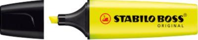 STABILO® Boss Original Tekstmarker, 1 stuk,  geel