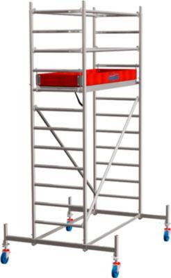 STABILO Fahrgerüst Serie 10, Arbeitshöhe bis 4,40 m, Feldlänge 2,00 m